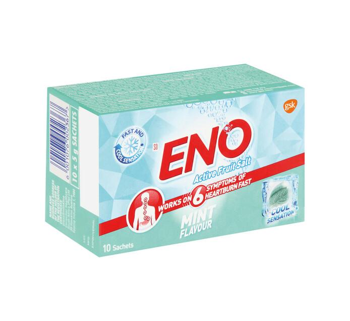 ENO Cooling Sensation Mint (12 x 10's)