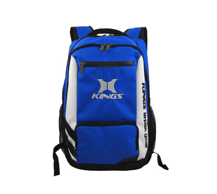 Kings Urban Gear Clean Cut 3 Toned Backpack - Royal Blue 2640