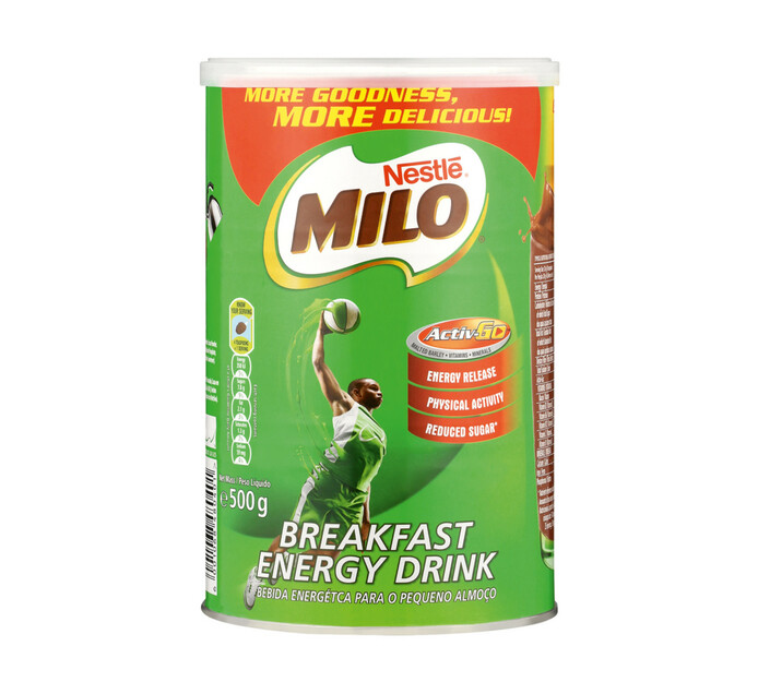Nestle Milo Energy Drink (1  x 500g)