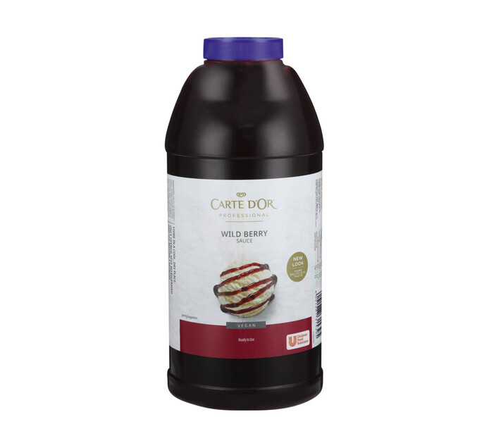Carte D'or Sauce Wildberry (1 x 2L)