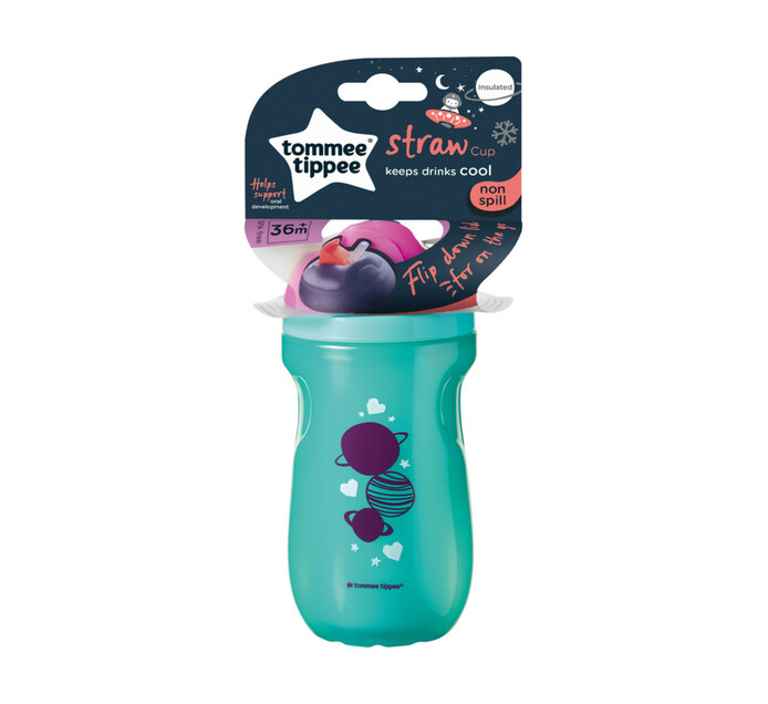 Tommee Tippee 260ml Explora Avtive Straw Cup
