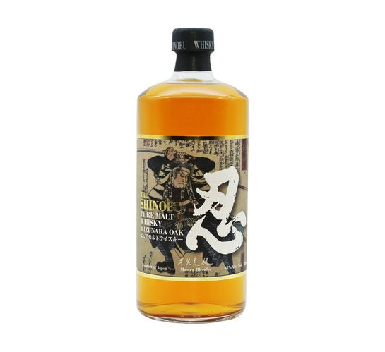 Shinobu Blended Japanese Whisky (1 x 750 ml)