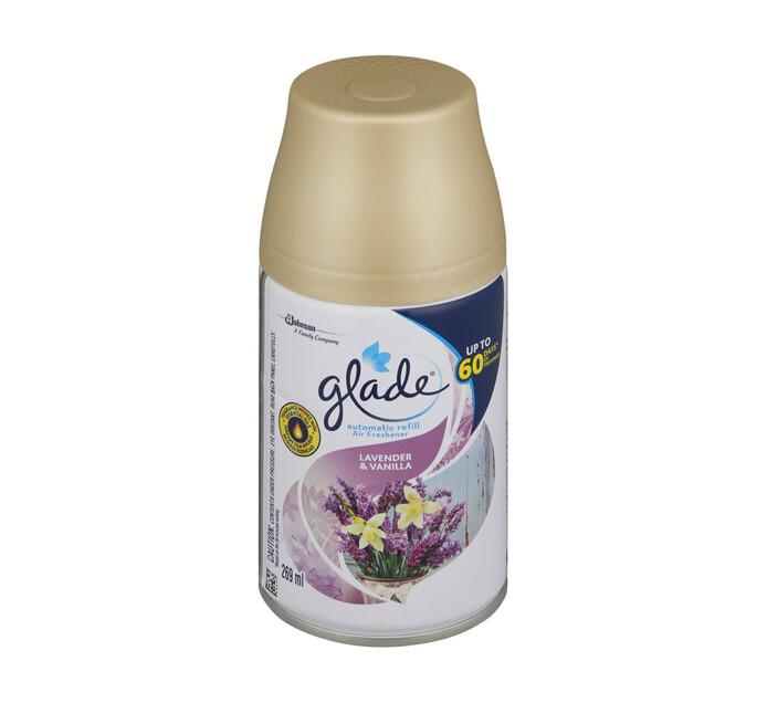 Glade Auto Air Freshener Refill Lavender&Vanila (1 x 269ml)