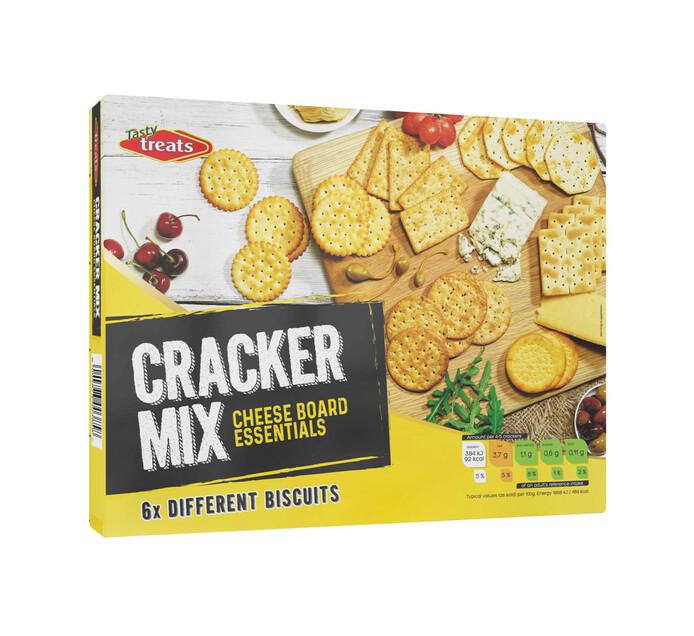 Tasty Treats Cracker Mix (1 x 400g)