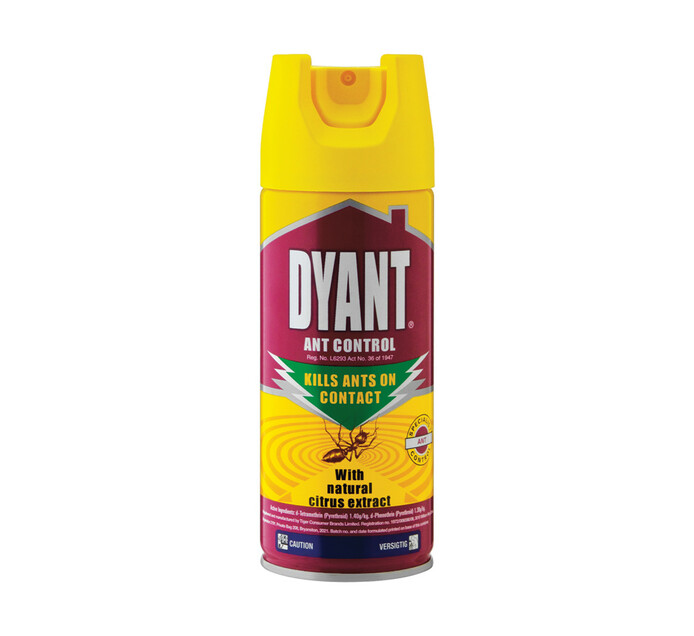 Dyant Insect Spray Citrus (1 x 300ml)