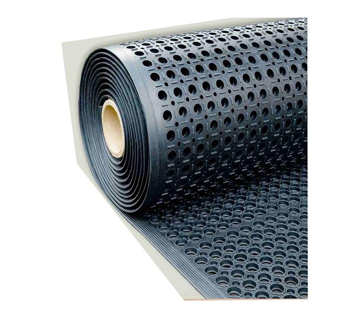 Rubber Ramp Mat Roll 10300x900 12mm