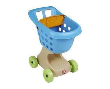 Step2 Little Helpers Blue Shopping Cart