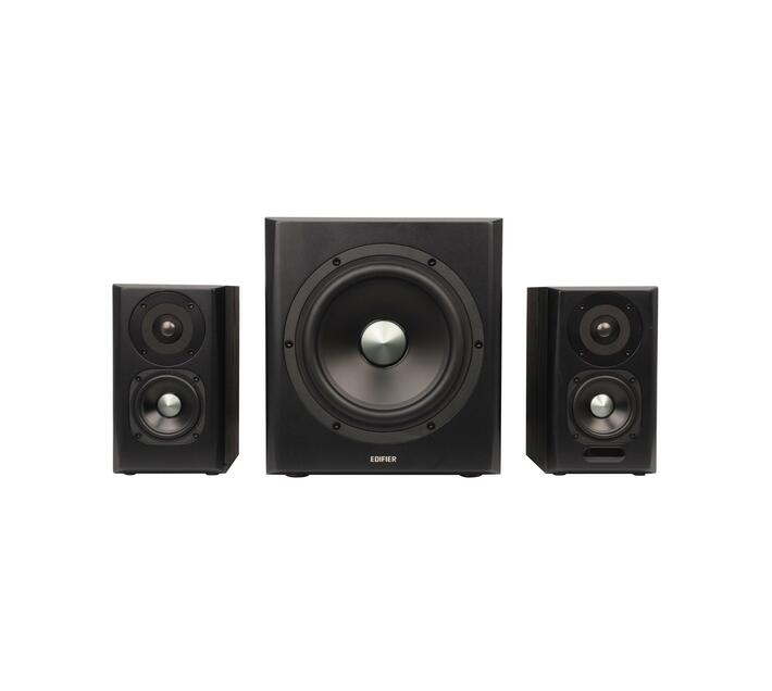 Edifier S351DB-BLA 2.1. Active Speaker With Subwoofer