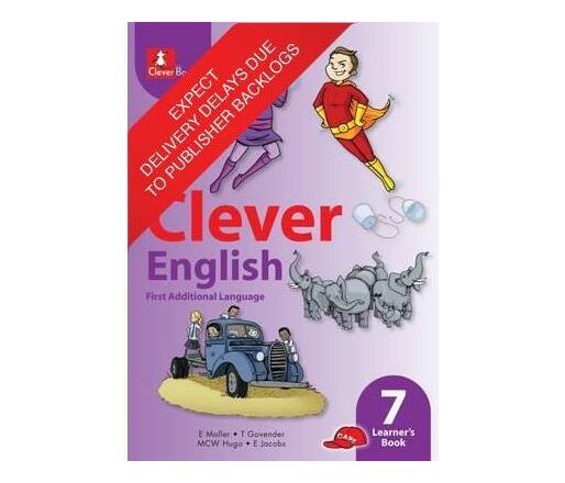 Clever English: Gr 7: Learner's Book : First Additional Language