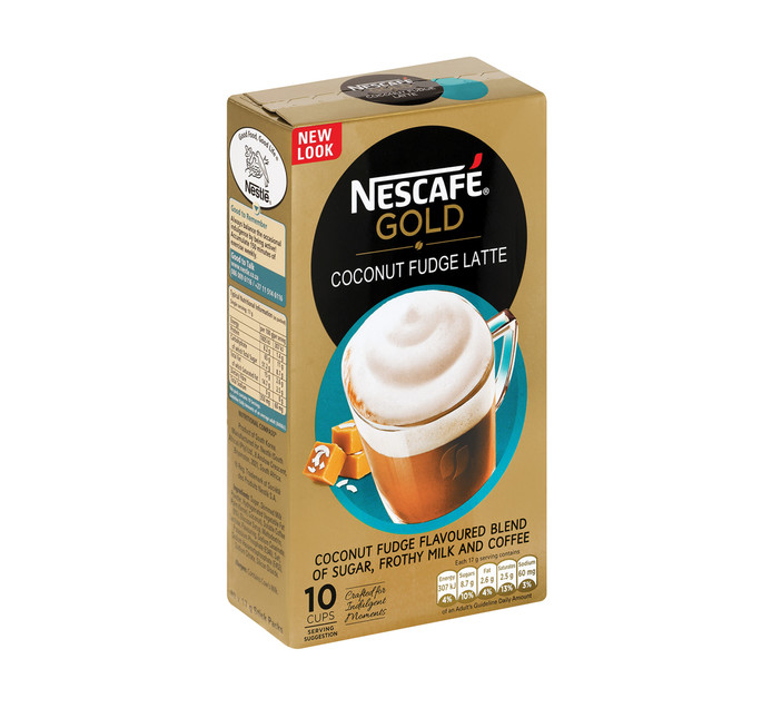 Nescafe Gold Coconut Fudge Latte (1 x 170g)