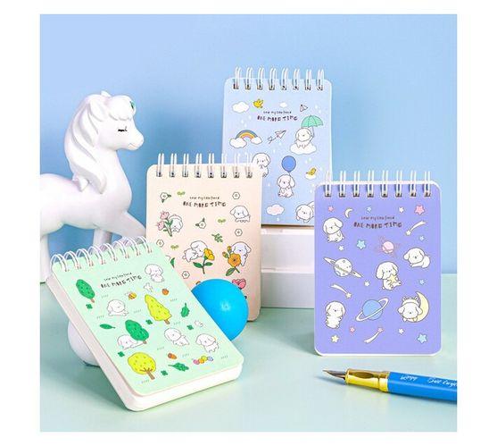 Deli Stationery Spiral Notebook