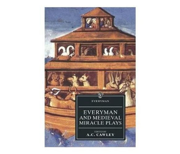 Everyman And Medieval Miracle Plays : Everyman And Medieval Miracle Plays (Paperback / softback)