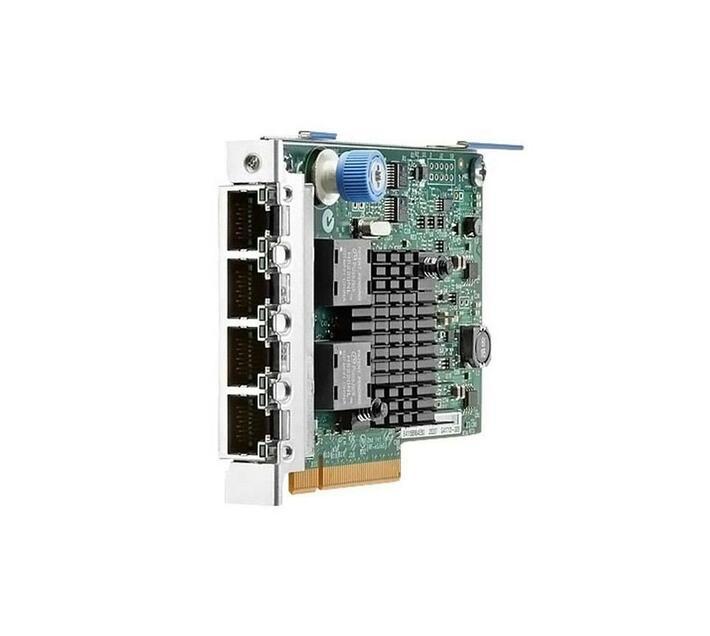 HPE 366FLR Network adapter PCIe 2.1 x4 Gigabit Ethernet x 4 for ProLiant