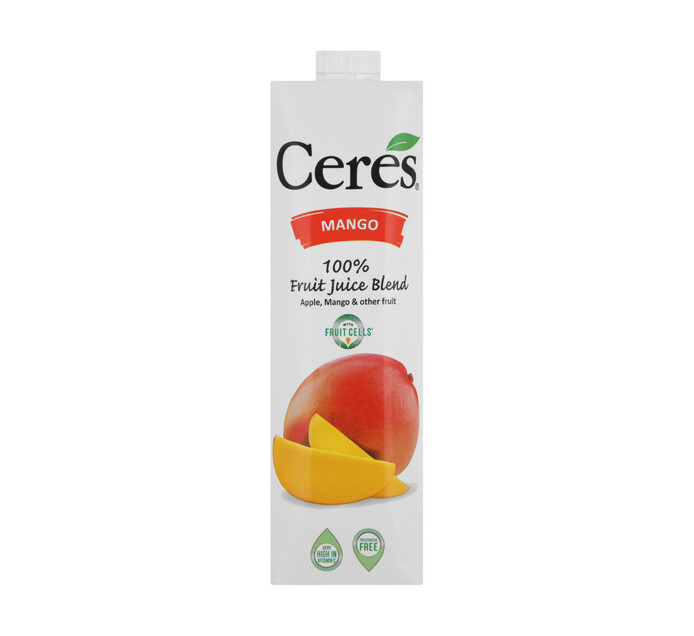 Ceres Fruit Juice Mango (12 x 1L)