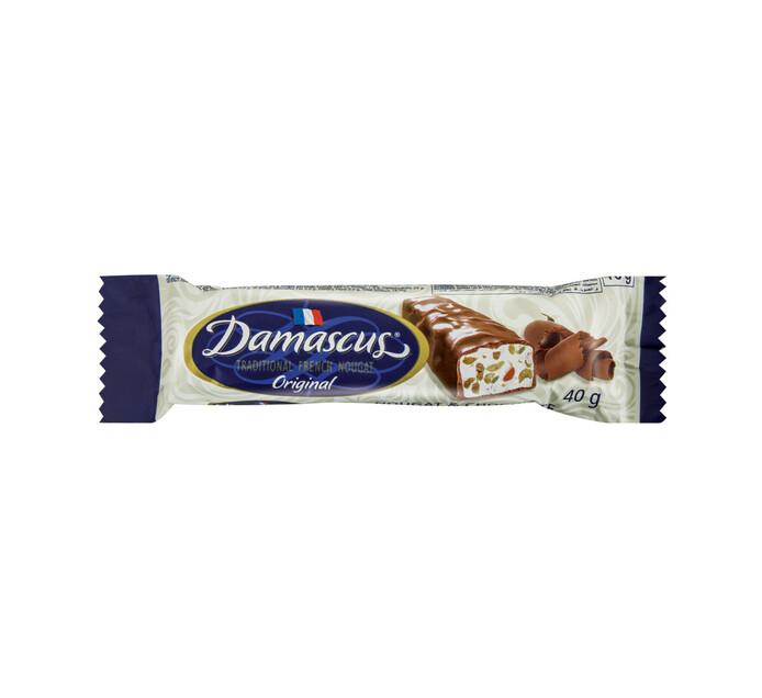 Damascus Nougat Original Milk Chocolate (1 x 40g)