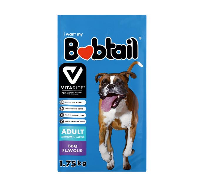 Bobtail Dry Dog Food Large BBQ Grill (1 x 1.75kg)