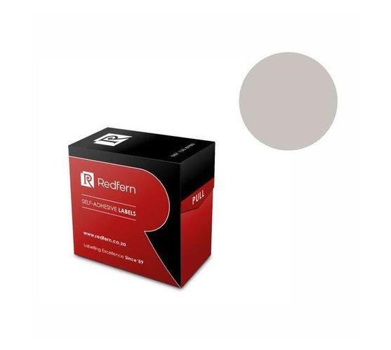 Redfern Self-Adhesive Colour Codes - C25 Silver