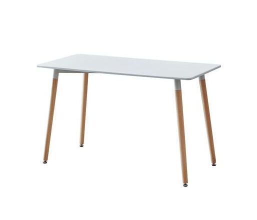 Teevio Plastic Table - White