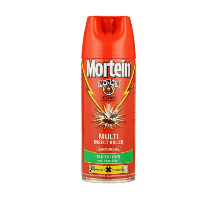 Mortein Insect Spray Ultra Lemon (1 x 300 ml)