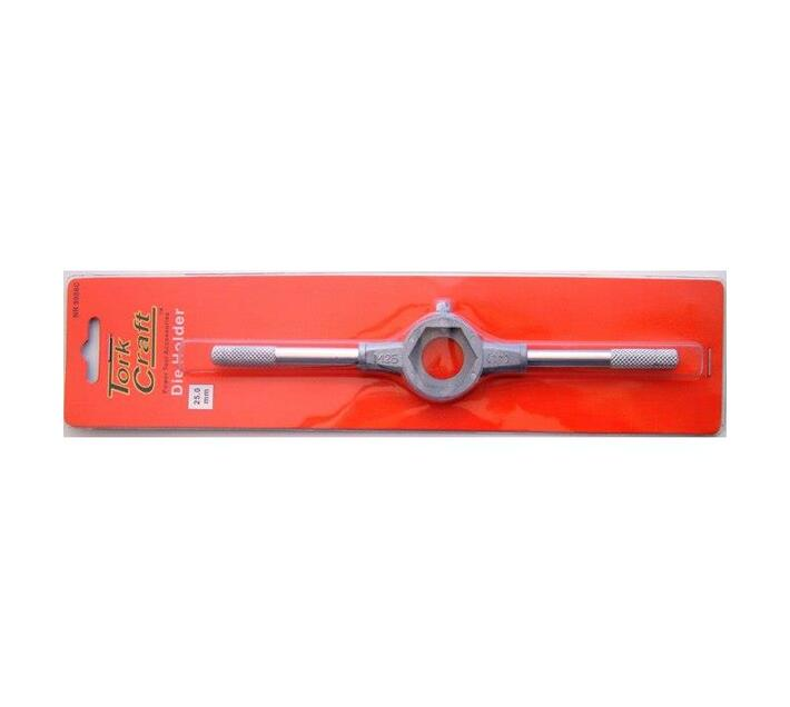 DIE HOLDER 1 CARDED 25MM X 9