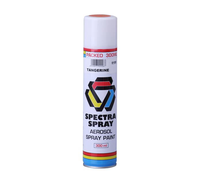 Spectra 300ML Spray Paint Tangerine