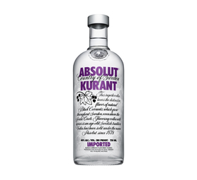 ABSOLUT Kurant Vodka (1 x 750 ml)