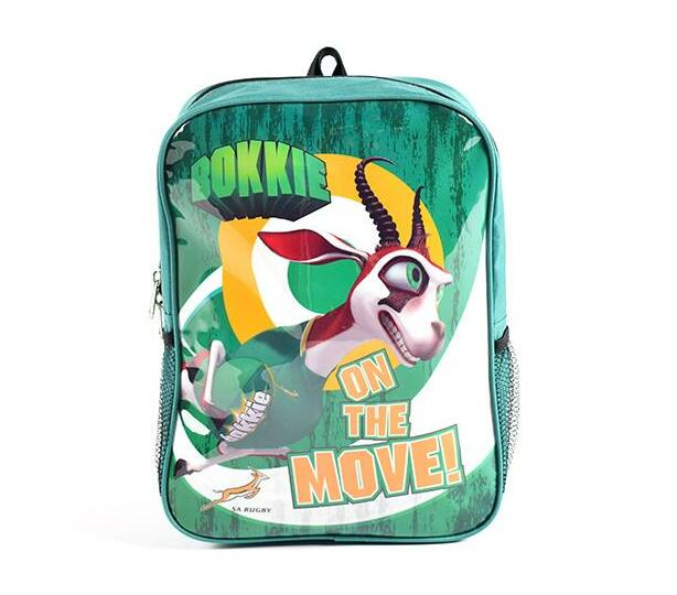 Bokkie On The Move School Backpack