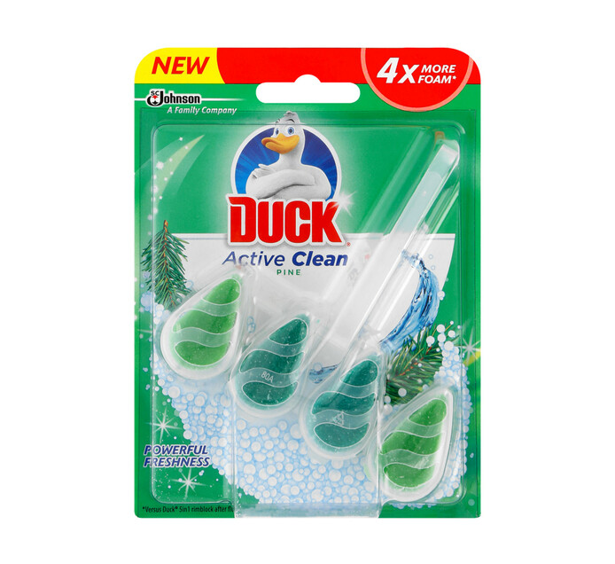 Duck Active Clean Rimblock Pine (1 x 35g)