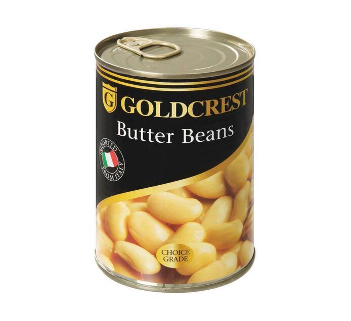 Goldcrest Beans Butter (1 x 400g)