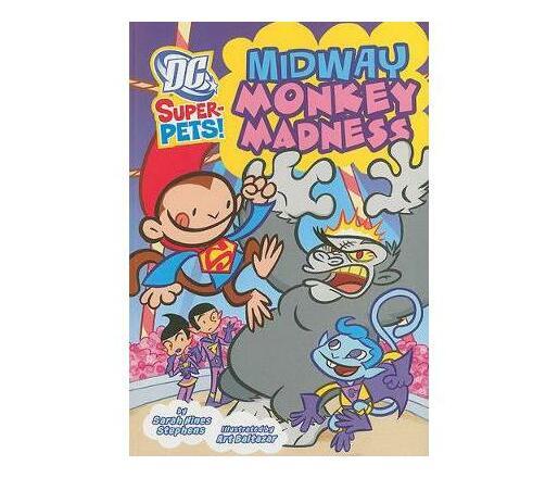 Midway Monkey Madness