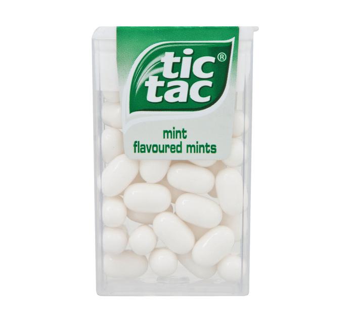 Tic Tac Sweets Mint (24 x 16g)
