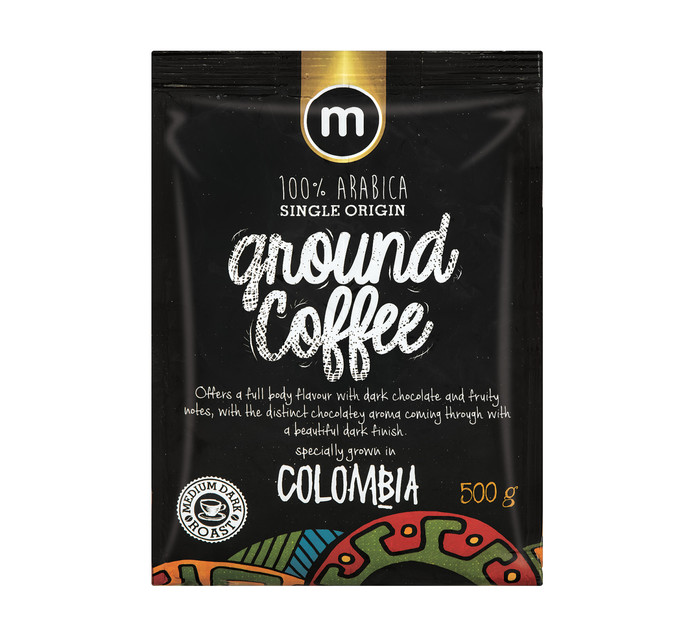 M Filter Coffee Colombia (1 x 500g)