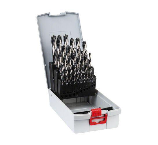 Bosch 25-PIECE Metal Drill Bit Set
