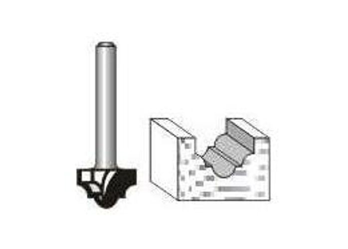 CLASSICAL PLUNGE CUTTING 1 X 15/8 (7/32 DIAMETER) 1/4 SHANK