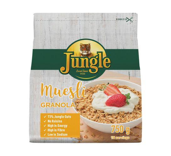 Jungle Muesli Granola (1 x 750g)
