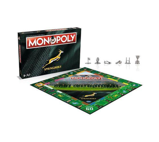 Monopoly Springboks