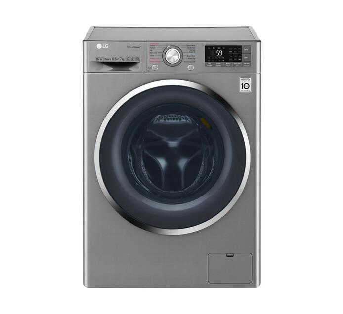 LG 10.5 kg/7 kg Front Loader Washing Machine/Dryer Combo
