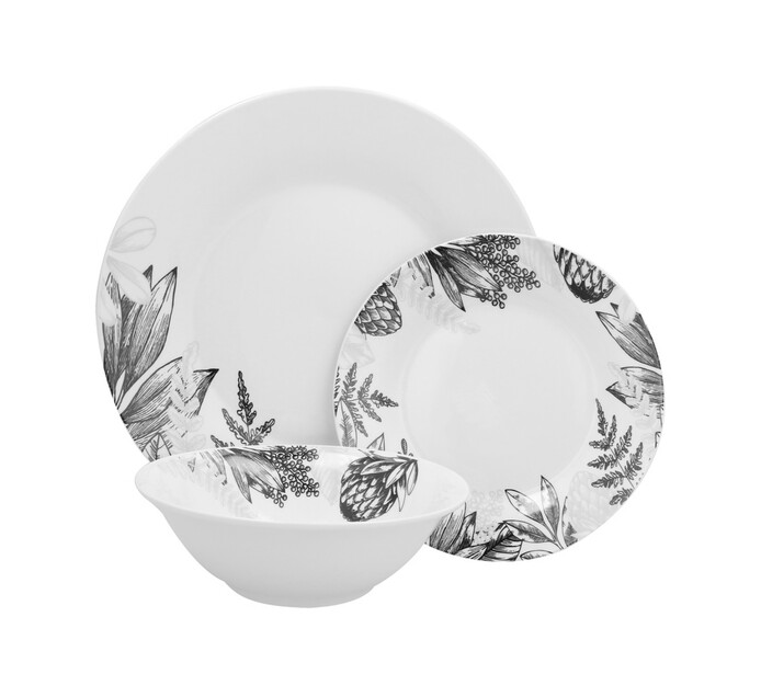 12-Piece Woodlands Dinner Set