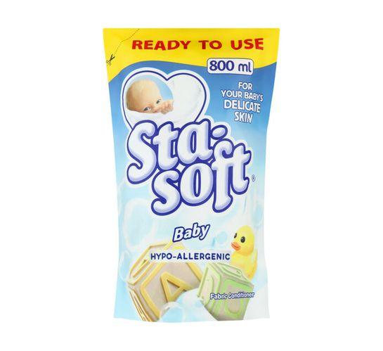 Sta-soft Fabric Softner Baby (1x800ml)