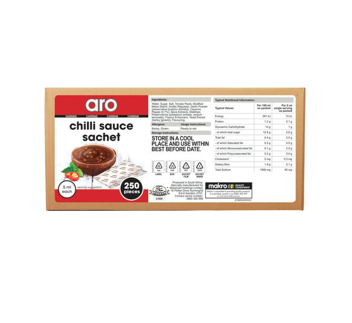 ARO Sauce Chilli (1 x 250's)