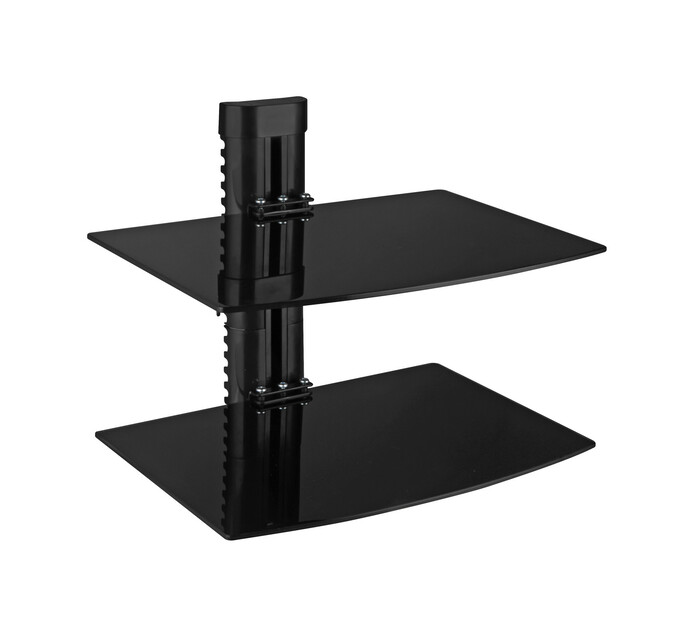 Unimount Double Shelf Wall Mount