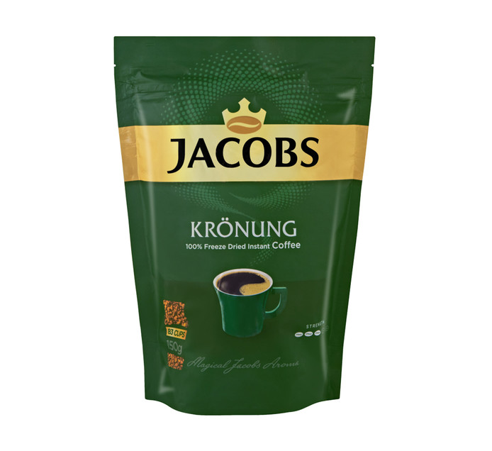 Jacobs Kronung Economy Pack (150g)