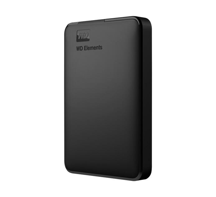 Western Digital 4 TB Elements Portable Hard Drive