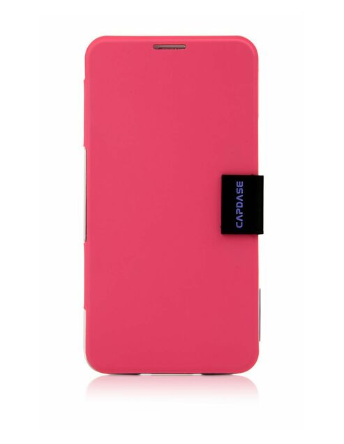 Capdase Karapace Sider Elli Samsung Galaxy S5 Cover (Pink/White)