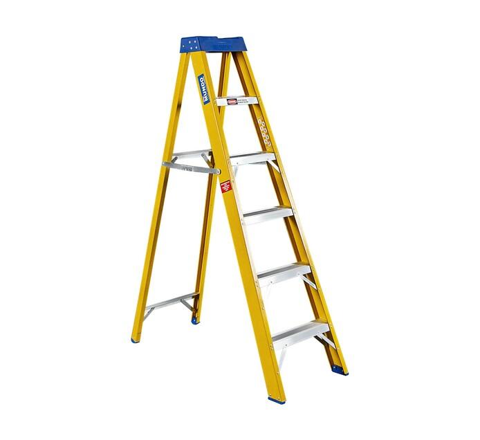 Mundo 6-Step 1.8 m Fibreglass Ladder