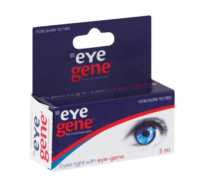 Eyegene Eye Drops (12 x 5ml)
