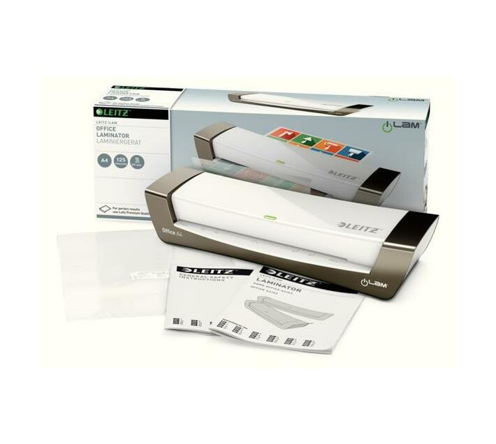 Laminator Leitz iLAM Office A4 Two Roller
