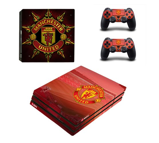 SKIN-NIT Decal Skin For PS4 Pro: Manchester United 2016