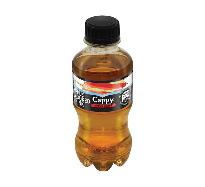 Cappy Burst Fruit Drink Apple (24 x 200 ml)