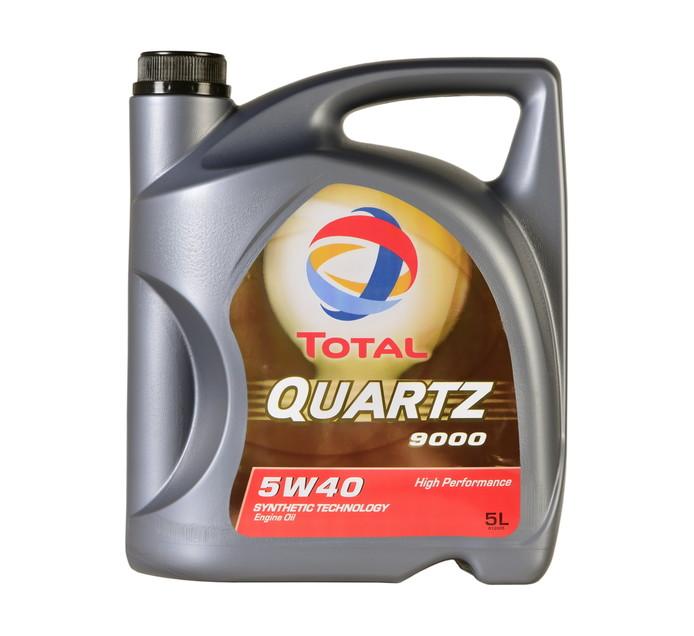 Total 5 l Quartz 9000 5W40